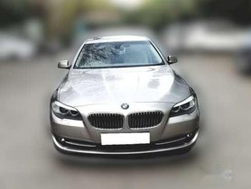 Used 2012 BMW 5 Series AT for sale in Karnal