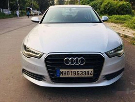 Used 2013 Audi A6 AT for sale in Pune