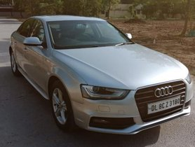 2013 Audi A4 2.0 TDI 177 Bhp Technology Edition AT for sale in New Delhi
