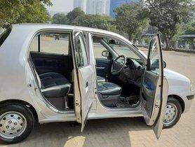 Hyundai Santro Xing  Version GLS 2009 MT for sale in Mumbai