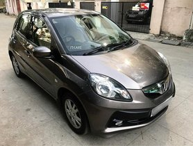 Used 2013 Honda Brio VX AT for sale in Chennai