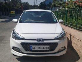 Hyundai Elite i20 2015 MT for sale in Bangalore