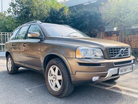 Used Volvo XC90 D5 Momentum AT 2013 in New Delhi