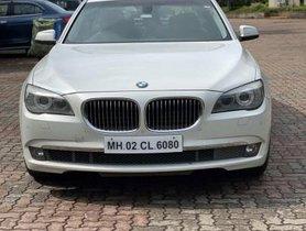 Used BMW 7 Series AT 2007-2012 car at low price in Mumbai