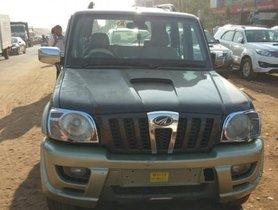 Used Mahindra Scorpio VLX 2WD AIRBAG BSIV MT 2011 in Bhubaneswar