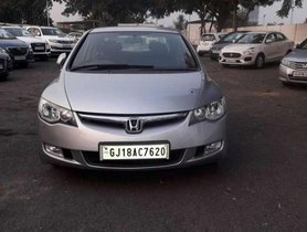 Honda Civic 1.8V Automatic, 2008, Petrol AT for sale in Ahmedabad