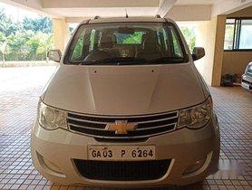 Chevrolet Enjoy 1.3 LS 8 STR, 2014, Petrol MT for sale in Ponda