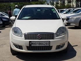 Fiat Linea 2008-2011 Emotion Pack (Diesel) MT for sale in Pune