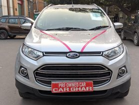 Ford EcoSport 2013-2015 1.5 DV5 MT Titanium for sale in Noida