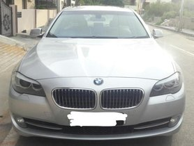 Used 2010 BMW 5 Series 525d Sedan AT for sale in Bangalore