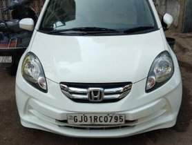 Used 2013 Honda Amaze Version S i-Dtech MT for sale in Ahmedabad