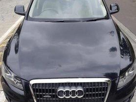 Used Audi Q5 AT 2008-2012 car at low price in Mumbai