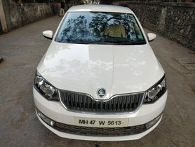 Skoda Rapid 1.6 MPI AT Ambition Plus 2017 for sale in Mumbai
