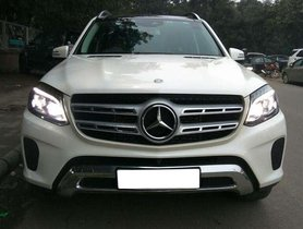Used Mercedes Benz GLS 2016 AT for sale in Chandigarh