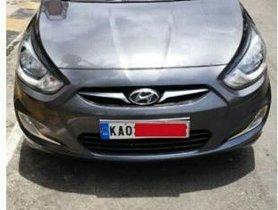 Hyundai Verna 2012 1.6 CRDi EX MT for sale in Bangalore
