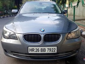 BMW 5 Series 2010-2013 525i Sedan AT for sale in New Delhi