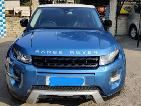 2012 Land Rover Range Rover Evoque MT for sale at low price in Surat