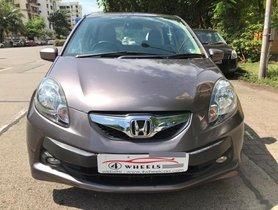 Honda Brio 2011-2013 V MT for sale in Mumbai
