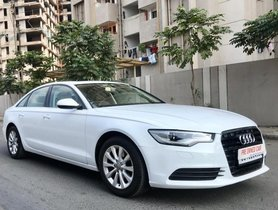 2014 Audi A6 AT 2011-2015 for sale at low price in Surat