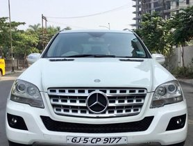 Mercedes-Benz M-Class ML 320 CDI AT in Surat