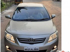 Used Toyota Corolla Altis 1.8 G MT car at low price in Mumbai