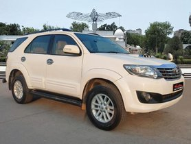 Toyota Fortuner 2011-2016 4x2 Manual MT for sale in New Delhi