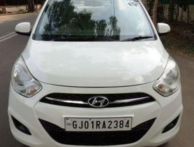 2013 Hyundai i10 Sportz AT for sale at low price in Ahmedabad