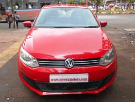 2012 Volkswagen Polo Petrol Trendline 1.2L MT for sale in Mumbai