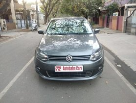 Used Volkswagen Vento Petrol Highline AT 2013 for sale in Bangalore