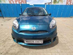 Used Nissan Micra Version XV Primo MT car at low price in Pune