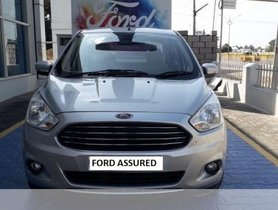 Used Ford Aspire Titanium MT car at low price in Vellore