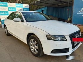 Used Audi A4 Version 2.0 TDI Multitronic AT car at low price in Pune