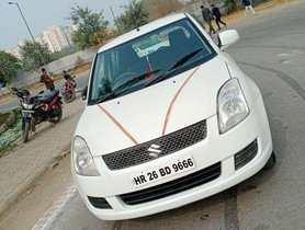 Used Maruti Suzuki Swift LXI MT for sale in Faridabad at low price