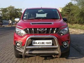 Used Mahindra NuvoSport N8 2016 MT for sale in Pune