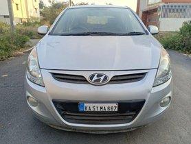 2010 Hyundai i20 Asta 1.4 CRDi MT for sale at low price in Bangalore