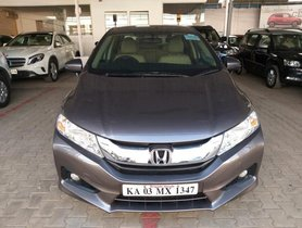 Honda City 2014-2015 i VTEC CVT VX AT for sale in Bangalore