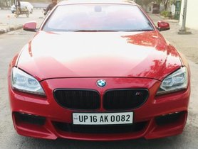 BMW 6 Series 640d Gran Coupe AT 2012 in New Delhi