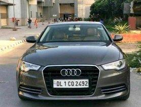 Audi A6 2011-2015 2.0 TDI Premium Plus AT for sale in New Delhi