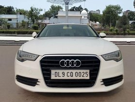 2013 Audi A6 AT 2011-2015 for sale in New Delhi
