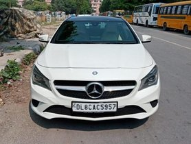 Mercedes-Benz CLA 2015-2016 200 Sport Edition AT for sale in New Delhi
