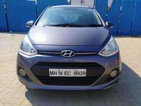 Used Hyundai i10 Sportz MT car at low price in Pune