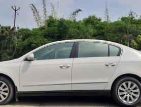 Used 2010 Volkswagen Passat Version 1.8 TSI MT for sale in Coimbatore
