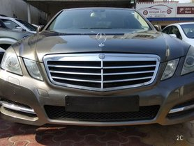 Used 2013 Mercedes Benz E-Class E 220 CDI Avantgarde AT 2009-2013 for sale in Jaipur