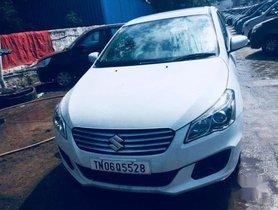 Used Maruti Suzuki Ciaz MT for sale in Chennai