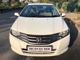 Used Honda City 1.5 E MT car at low price in Mumbai
