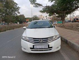Used Honda City 1.5 V MT car at low price in Pune