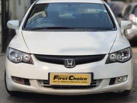 Used Honda Civic MT 2006-2010 car at low price in Jaipur