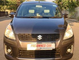 Used Maruti Suzuki Ertiga VDI MT car at low price in Surat