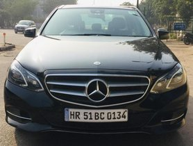 Used Mercedes Benz E-Class 2009-2013 E250 CDI Avantgarde AT 2015 in New Delhi