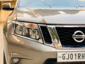 Used Nissan Terrano XL 2014 MT for sale in Vadodara